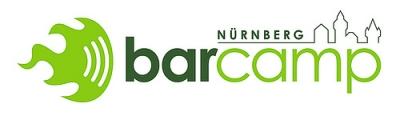 Logo des Barcamps in Nürnberg