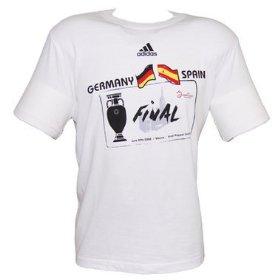 T-Shirt für das Finale der Europameisterschaft 2008 in Wien