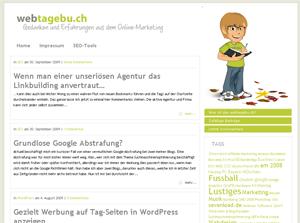 So sieht das neue webtagebu.ch aus!